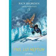 Eroii Olimpului 2. Fiul lui Neptun - Rick Riordan