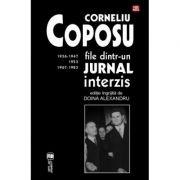 File dintr-un jurnal interzis. 1936-1947, 1953, 1967-1983 - Corneliu Coposu