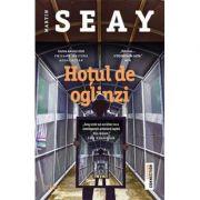 Hotul de oglinzi - Martin Seay. Cartea Anului 2016 Chicago Writers Association