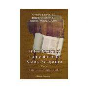 Introducere si comentariu la Sfanta Scriptura vol. V Literatura sapienteala - Brown, Raymond E., Joseph A. Fitzmyer, Roland E. Murphy