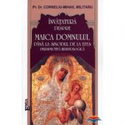 Invatatura despre Maica Domnului pana la Sinodul de la Efes - Dr. Pr. Corneliu-Mihail Militaru