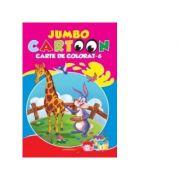 Jumbo Cartoon 6 - Carte de colorat