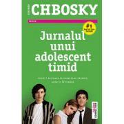 Jurnalul unui adolescent timid - Stephen Chbosky. Traducere de Constantin Dumitru-Palcus