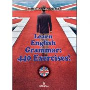 Learn English Grammar - George C. Sandulescu