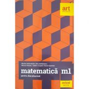 Matematica M1 pentru examenul de Bacalaureat 2019 (Filiera teoretica, profilul real, specializarea mate-info. Filierea vocationala, profilul militar, specializarea mate-info)