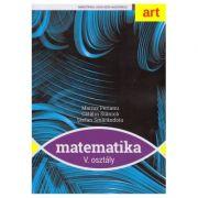 MATEMATICA. Clasa a V-a. MANUAL. in limba maghiara. Matematika. V. Osztaly - Marius Perianu, Catalin Stanica, Stefan Smarandoiu