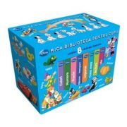 Mica biblioteca pentru copii. 8 carticele Disney ilustrate