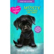 Monty, catelusul cel trist - Holly Webb