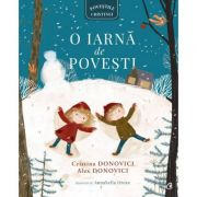 O iarna de povesti - Cristina si Alex Donovici