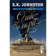 O mie de nopti - E. K. Johnston. Kirkus Best Book 2015
