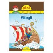 PIXI STIE-TOT. Vikingii - Monika Wittmann