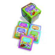 Primele mele carti despre ferma - 5 carti in cutie de carton