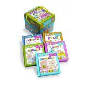Primele mele carti educative - Cutie cu 5 carti