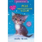 Pufi, pisicuta ratacita in zapada. Prima mea lectura - Holly Webb