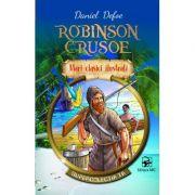 Robinson Crusoe. Mari clasici ilustrati - Daniel Defoe