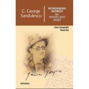Romanian words in Finnegans Wake - George C. Sandulescu