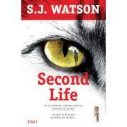 Second Life - S. J. Watson. De la autorul bestsellerului Inainte Sa Adorm
