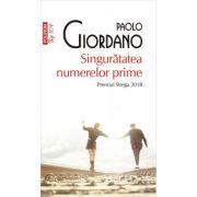 Singuratatea numerelor prime - Paolo Giordano