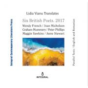 Six British Poets 2017 - Lidia Vianu