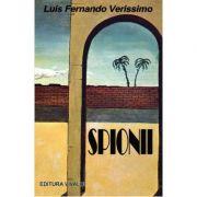 Spionii - Luis Fernando Verissimo