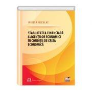 Stabilitatea financiara a agentilor economici in conditii de criza economica - Mirela Niculae