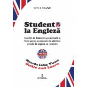Student la Engleza - Lidia Vianu