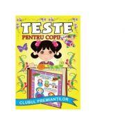 Teste pentru copii 2-4 ani
