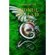 Tronul de Jad (Seria Temeraire, partea a II-a, hardcover) - Naomi Novik