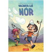 Vacanta lui Nor - Texte si ilustratii de Ileana si Maria Surducan