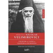 Vazator de taine si vazator de Dumnezeu. Marturii ale sfinteniei - sf. Nicolae Velimirovici