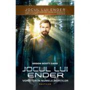 Vorbitor in numele mortilor (Seria Jocul lui Ender, partea a II-a, paperback) - Orson Scott Card
