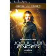 Xenocid (Seria Jocul lui Ender, partea a III-a, paperback) - Orson Scott Card
