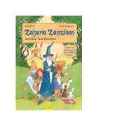 Zaharia Zanzibon Vol. 3. Salveaza Tara Basmelor- Silke Moritz, Achim Ahlgrimm