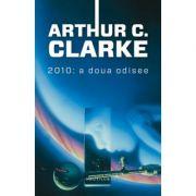 2010: A doua odisee (paperback) - Arthur C. Clarke