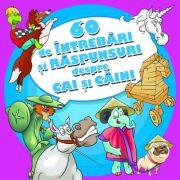 60 de intrebari si raspunsuri despre cai si caini
