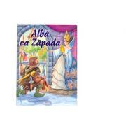 Alba ca Zapada (format A4) (colectia Arlechin)
