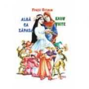 Alba ca Zapada. Snow White - Fratii Grimm