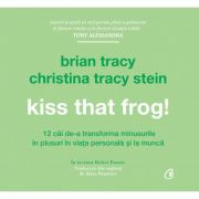 Audiobook. Kiss that frog! - Brian Tracy