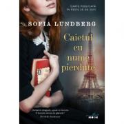 Caietul cu nume pierdute - Sofia Lundberg