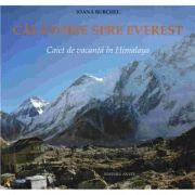 Calatorie spre Everest – Ioana Burchel