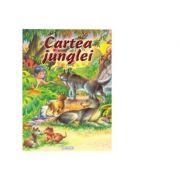 Cartea junglei (format A4) (colectia Arlechin)