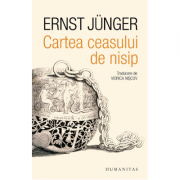 Cartea ceasului de nisip - Ernst Junger