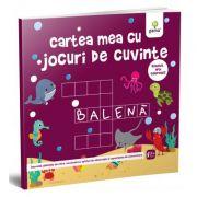 Cartea mea cu jocuri de cuvinte