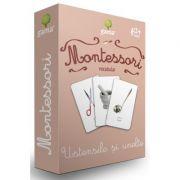 Carti de joc Montessori. Vocabular. Ustensile si unelte