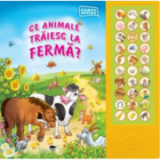 Ce animale traiesc la ferma?