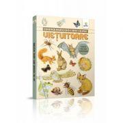 Cea mai frumoasa carte despre vietuitoare. Ghidul micului naturalist. Colectia Cea mai frumoasa enciclopedie
