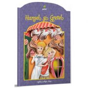 Colorez povesti alese - Hansel si Gretel