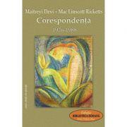 Corespondenta 1976-1988 - Maitreyi Devi, Mac Linscott Rickets