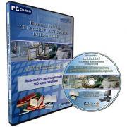 Culegerea electronica interactiva Matematica EN, 100 teste rezolvate. CD