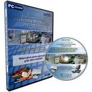 Culegerea electronica interactiva Matematica pentru gimnaziu. Grila, itemi clonabili. CD